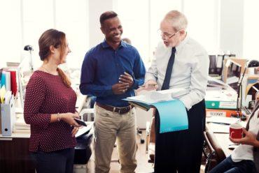 Webinar: Building Effective Professional Relationships