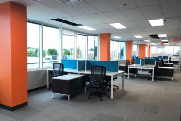 New Office Space for MaxPeople & Rodney Employment Law